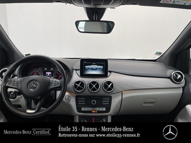Photo 6 de l'offre de MERCEDES-BENZ Classe B 160 d 90ch Inspiration à 17490€ chez Etoile 35 - Mercedes-Benz Rennes