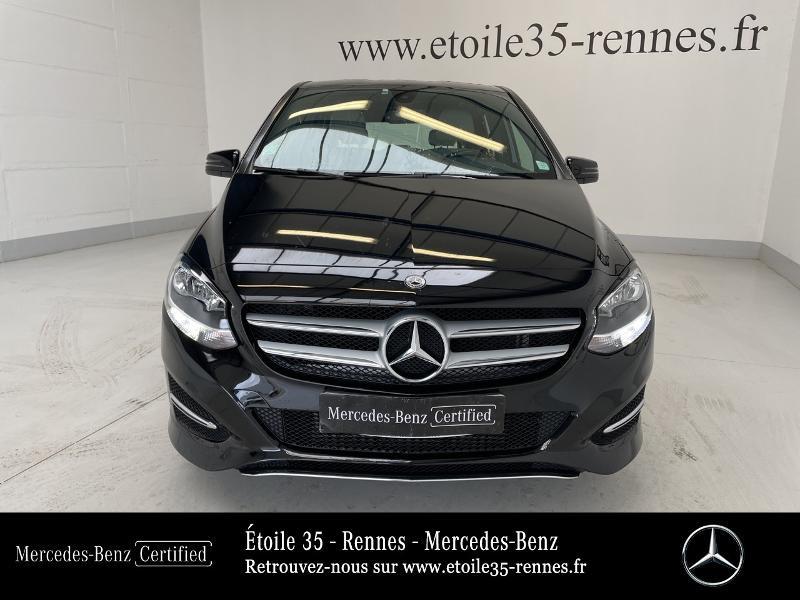 Photo 5 de l'offre de MERCEDES-BENZ Classe B 160 d 90ch Inspiration à 17490€ chez Etoile 35 - Mercedes-Benz Rennes