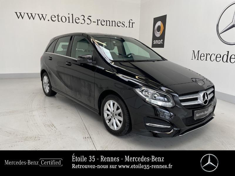 Photo 1 de l'offre de MERCEDES-BENZ Classe B 160 d 90ch Inspiration à 17490€ chez Etoile 35 - Mercedes-Benz Rennes