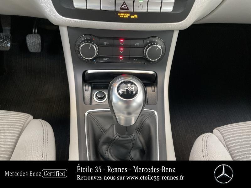 Photo 10 de l'offre de MERCEDES-BENZ Classe B 160 d 90ch Inspiration à 17490€ chez Etoile 35 - Mercedes-Benz Rennes