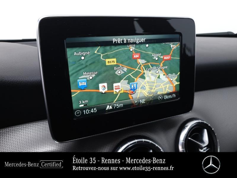 Photo 8 de l'offre de MERCEDES-BENZ CLA 180 d Sensation à 23890€ chez Etoile 35 - Mercedes-Benz Rennes