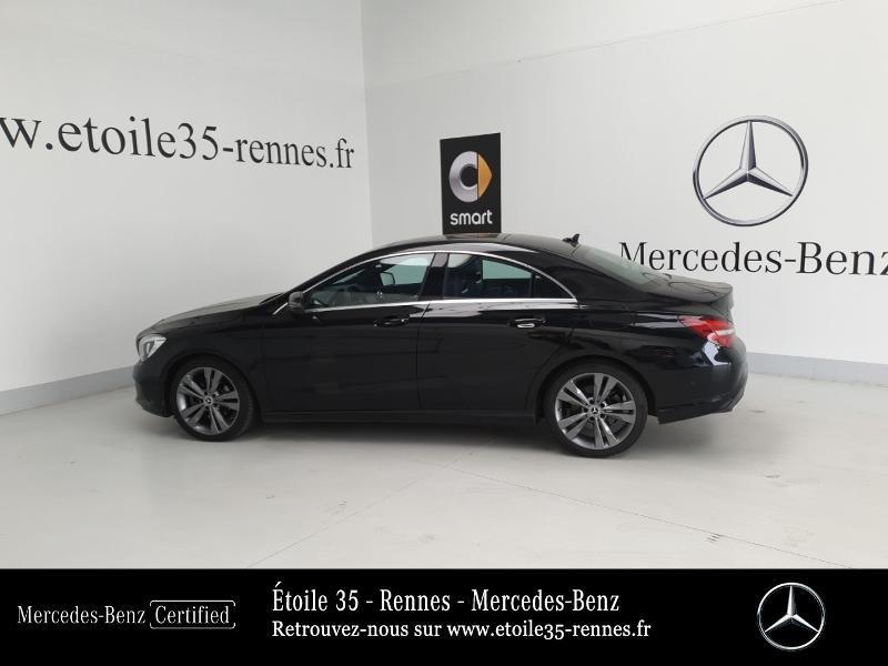 Photo 2 de l'offre de MERCEDES-BENZ CLA 180 d Sensation à 23890€ chez Etoile 35 - Mercedes-Benz Rennes