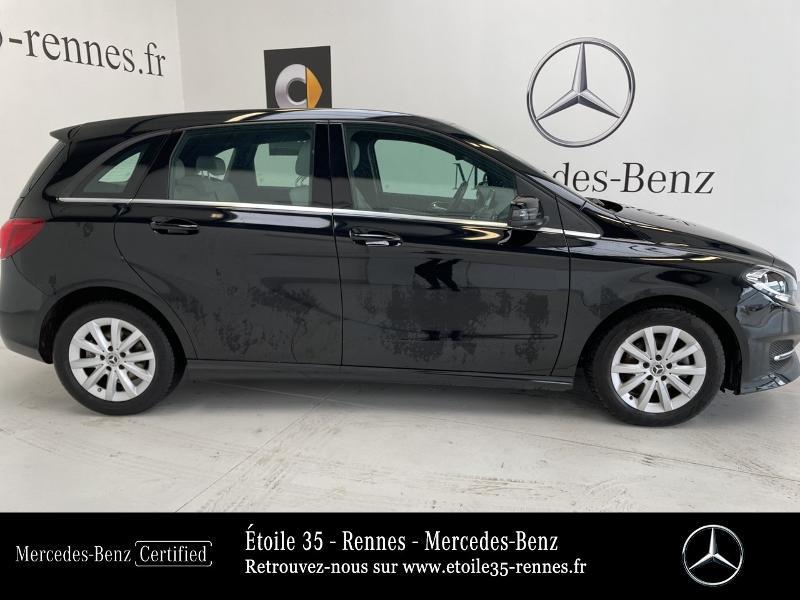 Photo 4 de l'offre de MERCEDES-BENZ Classe B 160 d 90ch Inspiration à 17490€ chez Etoile 35 - Mercedes-Benz Rennes