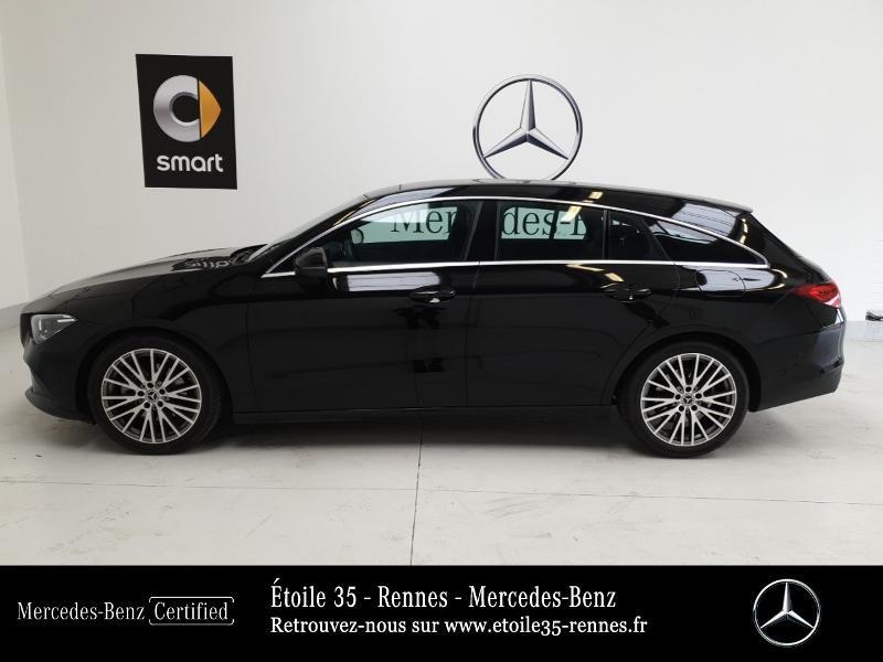 Photo 4 de l'offre de MERCEDES-BENZ CLA Shooting Brake 180 d 116ch Progressive Line à 31490€ chez Etoile 35 - Mercedes-Benz Rennes