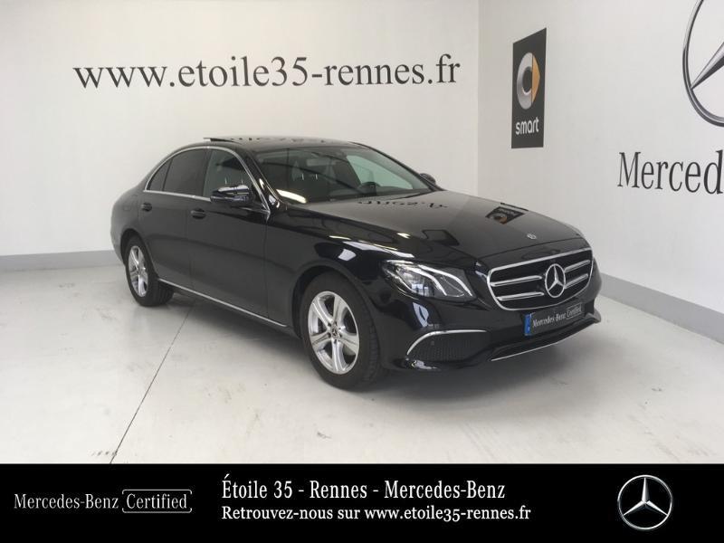 Mercedes-Benz Classe E 220 d 194ch Executive 9G-Tronic Euro6d-T Diesel Noir Obsidienne Occasion à vendre