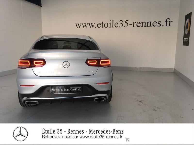 Photo 12 de l'offre de MERCEDES-BENZ GLC Coupe 300 d 245ch AMG Line 4Matic 9G-Tronic à 65900€ chez Etoile 35 - Mercedes-Benz Rennes