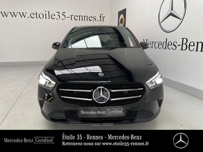 Photo 5 de l'offre de MERCEDES-BENZ Classe B 180 136ch Progressive Line 7G-DCT à 30890€ chez Etoile 35 - Mercedes-Benz Rennes
