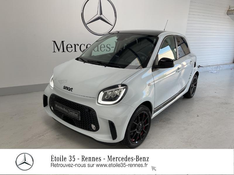 Photo 27 de l'offre de SMART Forfour Electrique 82ch prime à 26234€ chez Etoile 35 - Mercedes-Benz Rennes