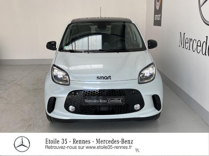 Photo 5 de l'offre de SMART Forfour Electrique 82ch prime à 26234€ chez Etoile 35 - Mercedes-Benz Rennes