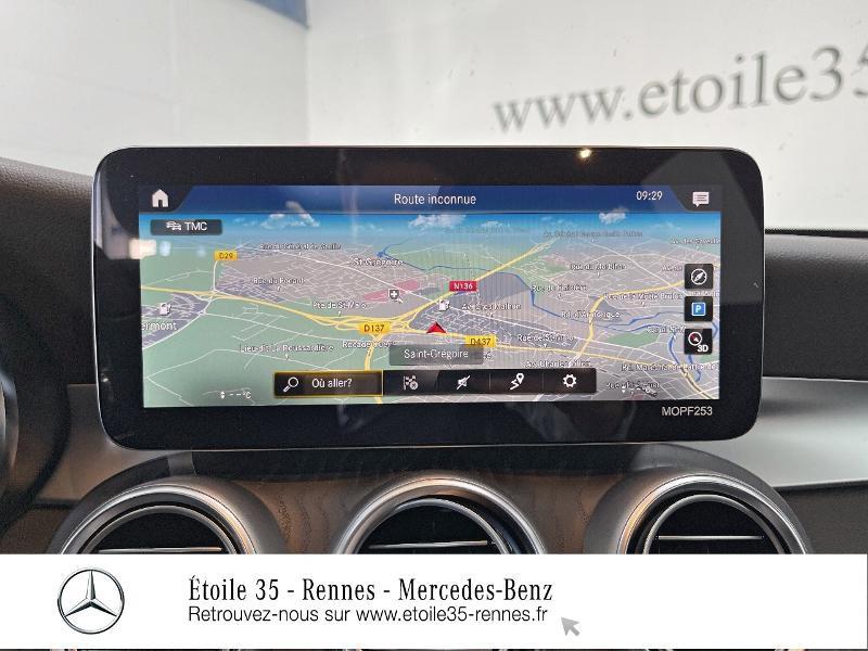 Photo 8 de l'offre de MERCEDES-BENZ GLC 300 de 194+122ch AMG Line 4Matic 9G-Tronic à 64900€ chez Etoile 35 - Mercedes-Benz Rennes