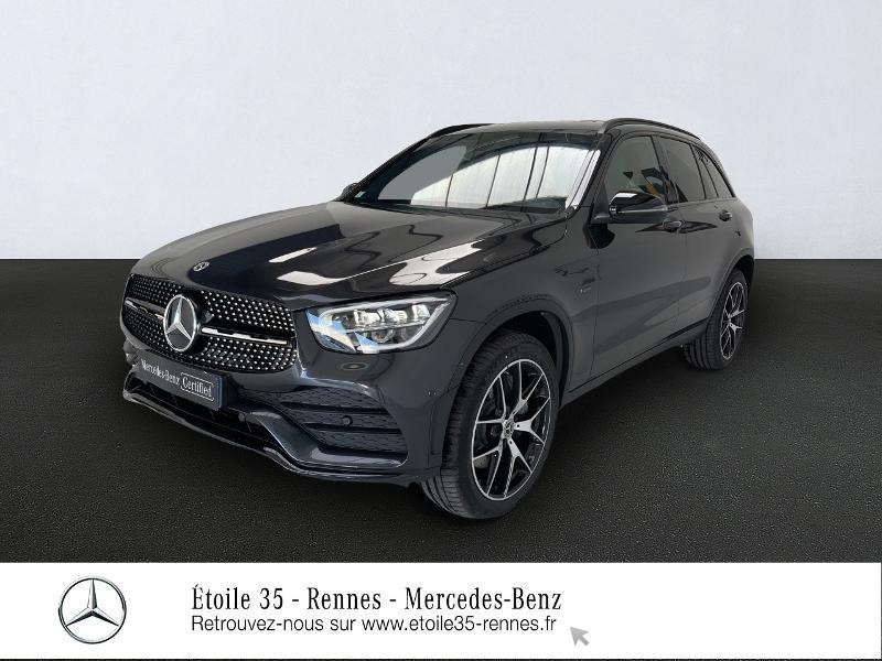 Photo 1 de l'offre de MERCEDES-BENZ GLC 300 de 194+122ch AMG Line 4Matic 9G-Tronic à 64900€ chez Etoile 35 - Mercedes-Benz Rennes