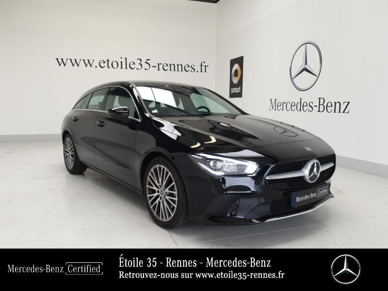 Mercedes-Benz CLA Shooting Brake 180 d 116ch Progressive Line Diesel Noir Occasion à vendre
