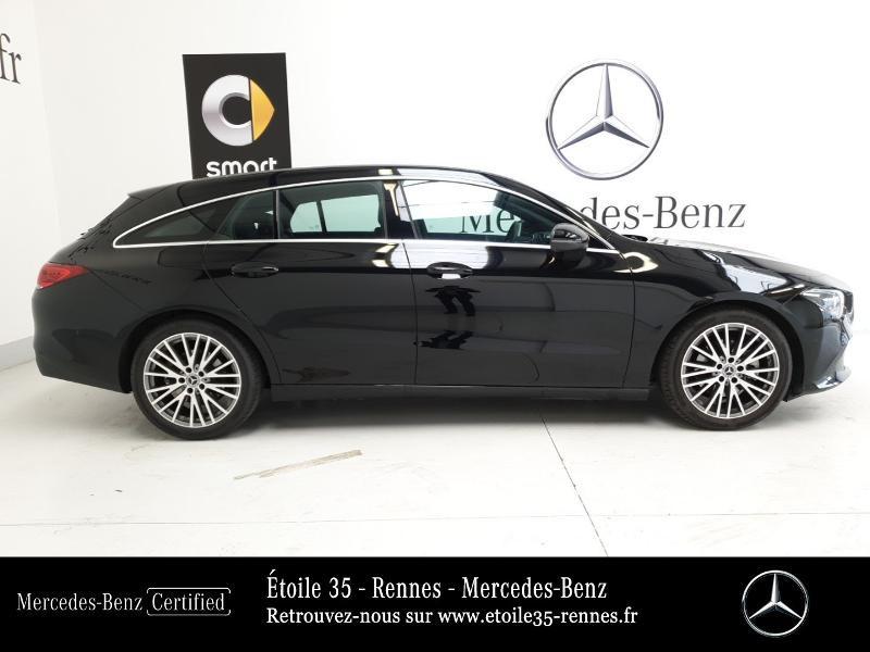 Photo 2 de l'offre de MERCEDES-BENZ CLA Shooting Brake 180 d 116ch Progressive Line à 31490€ chez Etoile 35 - Mercedes-Benz Rennes
