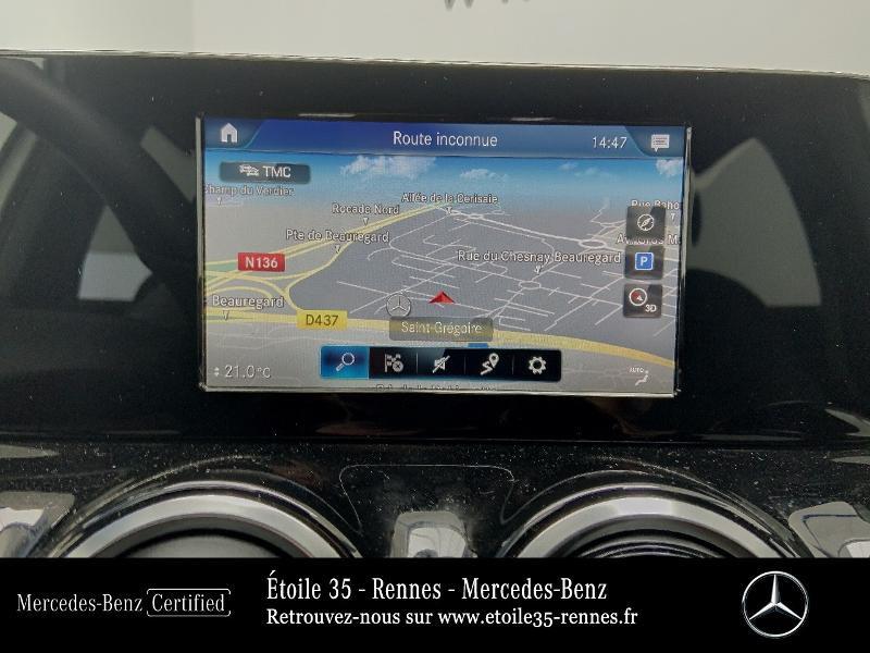 Photo 8 de l'offre de MERCEDES-BENZ Classe B 160 109ch Style Line Edition à 26590€ chez Etoile 35 - Mercedes-Benz Rennes
