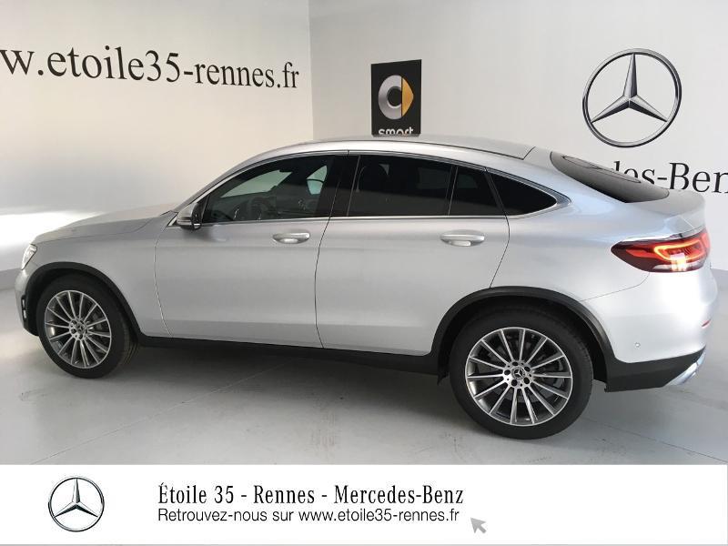 Photo 13 de l'offre de MERCEDES-BENZ GLC Coupe 300 d 245ch AMG Line 4Matic 9G-Tronic à 65900€ chez Etoile 35 - Mercedes-Benz Rennes