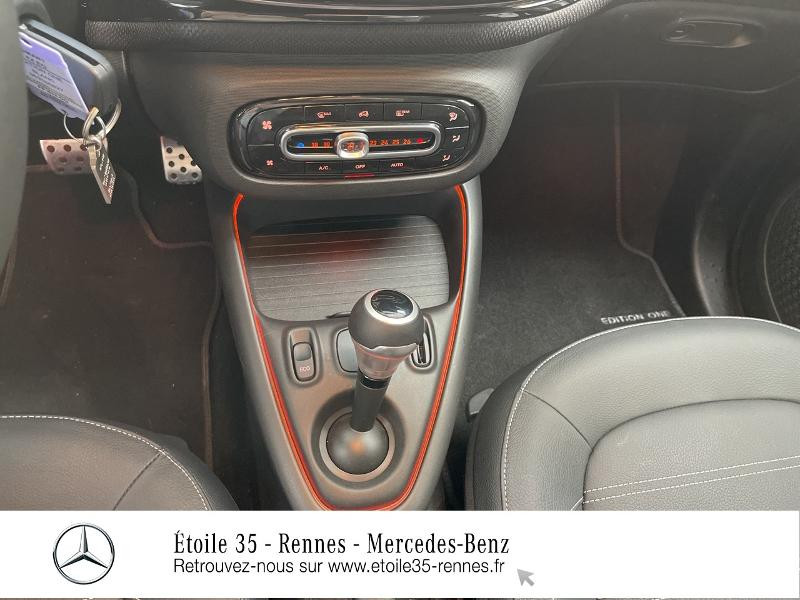 Photo 24 de l'offre de SMART Forfour Electrique 82ch prime à 26234€ chez Etoile 35 - Mercedes-Benz Rennes