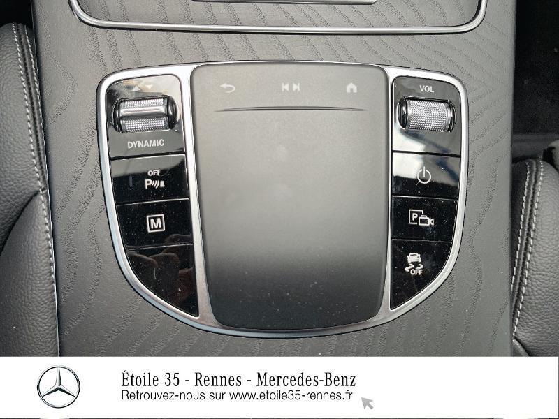 Photo 24 de l'offre de MERCEDES-BENZ GLC 300 de 194+122ch AMG Line 4Matic 9G-Tronic à 64900€ chez Etoile 35 - Mercedes-Benz Rennes