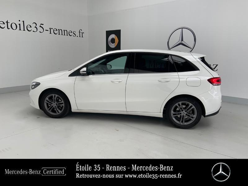 Photo 4 de l'offre de MERCEDES-BENZ Classe B 160 109ch Style Line Edition à 26590€ chez Etoile 35 - Mercedes-Benz Rennes