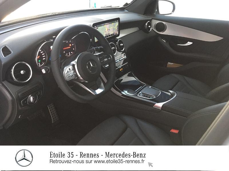Photo 5 de l'offre de MERCEDES-BENZ GLC Coupe 300 d 245ch AMG Line 4Matic 9G-Tronic à 65900€ chez Etoile 35 - Mercedes-Benz Rennes
