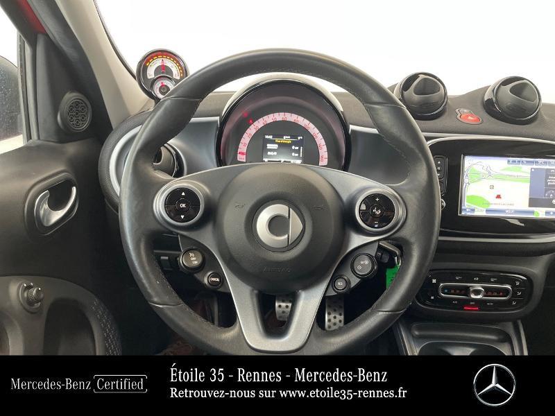 Photo 7 de l'offre de SMART Forfour Electrique 82ch prime à 13490€ chez Etoile 35 - Mercedes-Benz Rennes