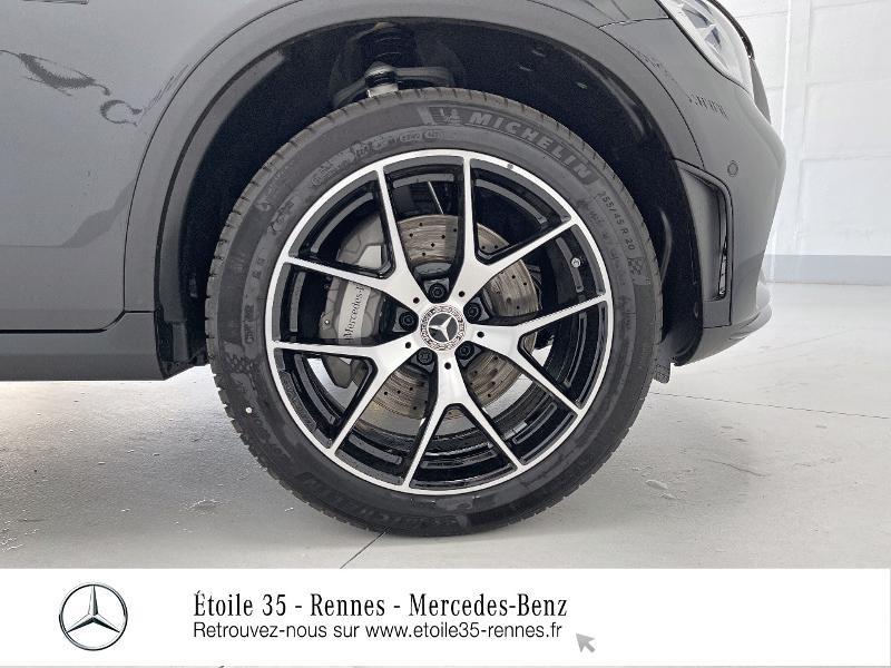 Photo 15 de l'offre de MERCEDES-BENZ GLC 300 de 194+122ch AMG Line 4Matic 9G-Tronic à 64900€ chez Etoile 35 - Mercedes-Benz Rennes