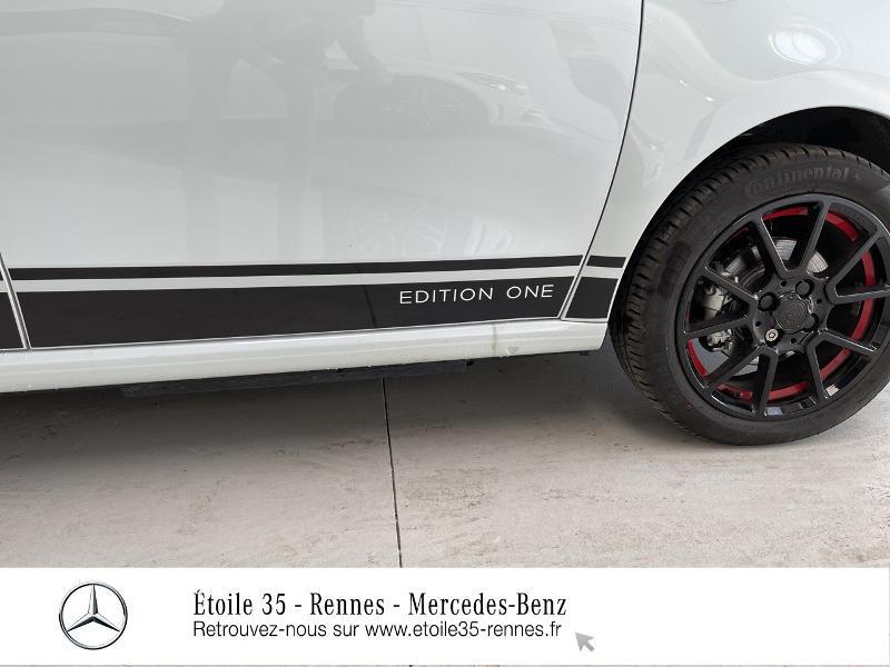 Photo 18 de l'offre de SMART Forfour Electrique 82ch prime à 26234€ chez Etoile 35 - Mercedes-Benz Rennes