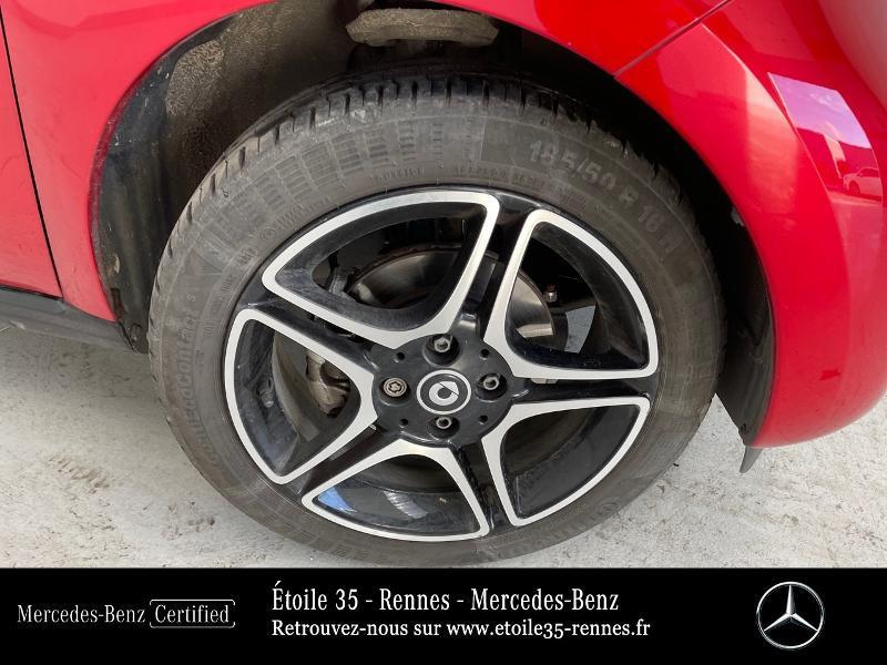 Photo 14 de l'offre de SMART Forfour Electrique 82ch prime à 13490€ chez Etoile 35 - Mercedes-Benz Rennes