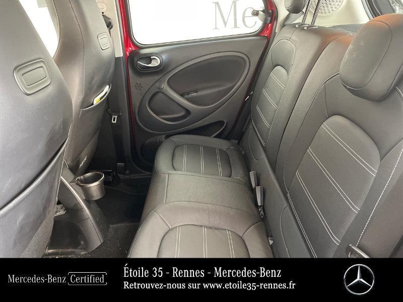 Photo 11 de l'offre de SMART Forfour Electrique 82ch prime à 13490€ chez Etoile 35 - Mercedes-Benz Rennes