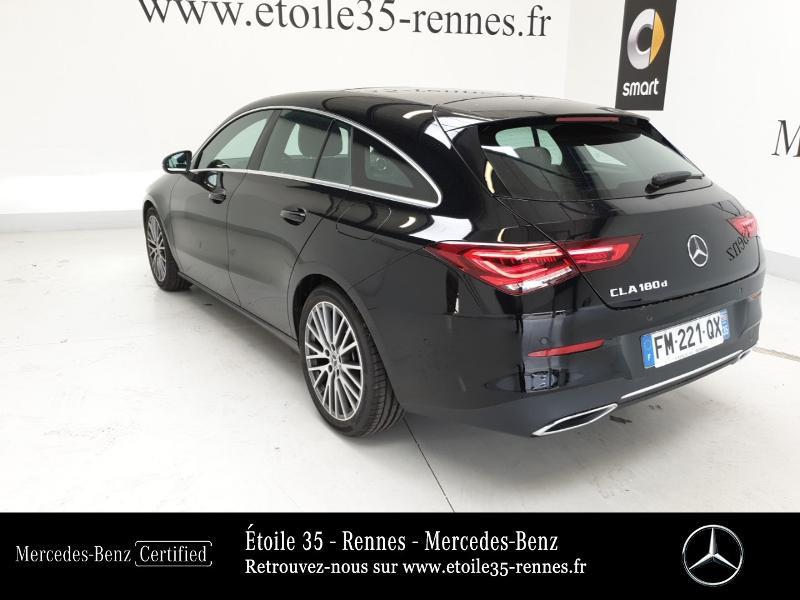 Photo 3 de l'offre de MERCEDES-BENZ CLA Shooting Brake 180 d 116ch Progressive Line à 31490€ chez Etoile 35 - Mercedes-Benz Rennes
