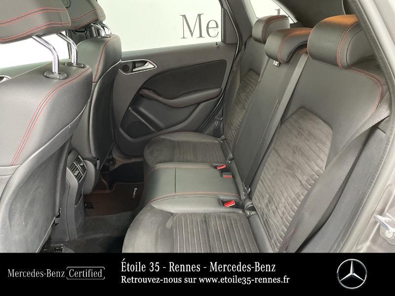 Photo 11 de l'offre de MERCEDES-BENZ Classe B 160 d 90ch Fascination 7G-DCT à 22490€ chez Etoile 35 - Mercedes-Benz Rennes