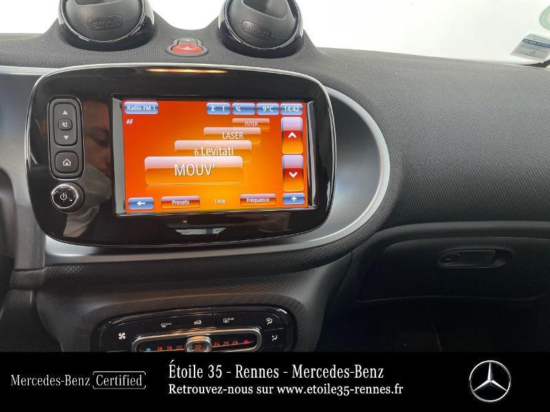 Photo 10 de l'offre de SMART Forfour Electrique 82ch prime à 13490€ chez Etoile 35 - Mercedes-Benz Rennes