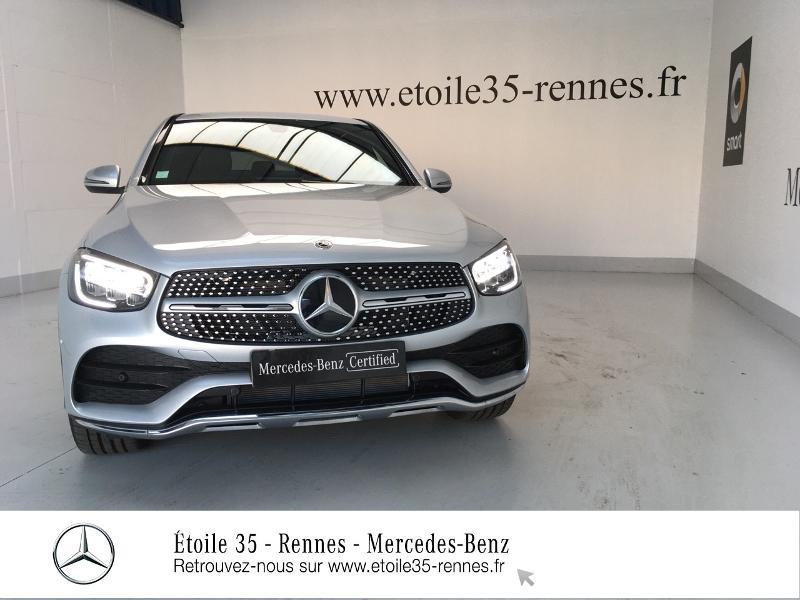 Photo 4 de l'offre de MERCEDES-BENZ GLC Coupe 300 d 245ch AMG Line 4Matic 9G-Tronic à 65900€ chez Etoile 35 - Mercedes-Benz Rennes