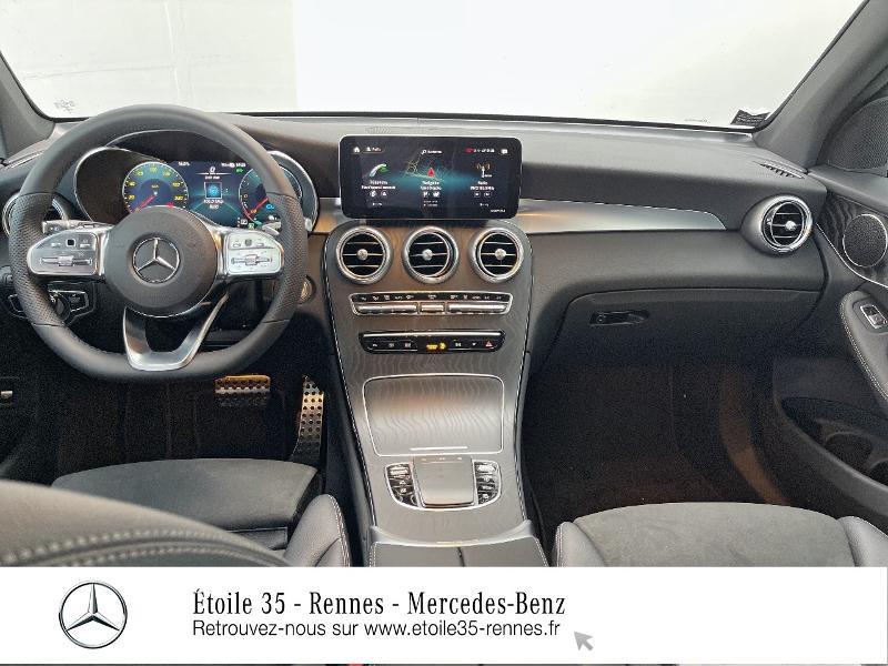 Photo 6 de l'offre de MERCEDES-BENZ GLC 300 de 194+122ch AMG Line 4Matic 9G-Tronic à 64900€ chez Etoile 35 - Mercedes-Benz Rennes