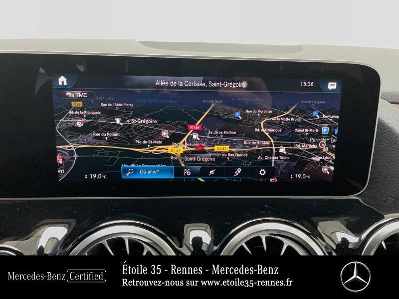Photo 8 de l'offre de MERCEDES-BENZ Classe B 180 136ch Progressive Line 7G-DCT à 30890€ chez Etoile 35 - Mercedes-Benz Rennes