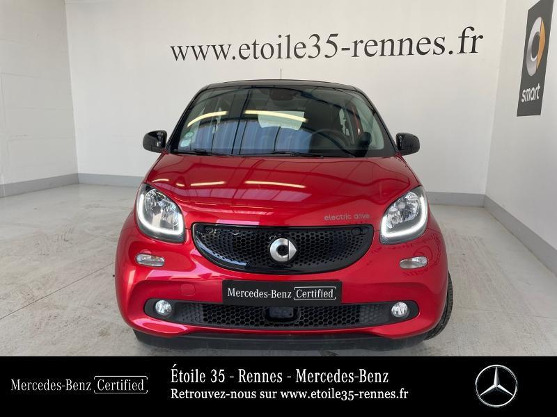 Photo 5 de l'offre de SMART Forfour Electrique 82ch prime à 13490€ chez Etoile 35 - Mercedes-Benz Rennes