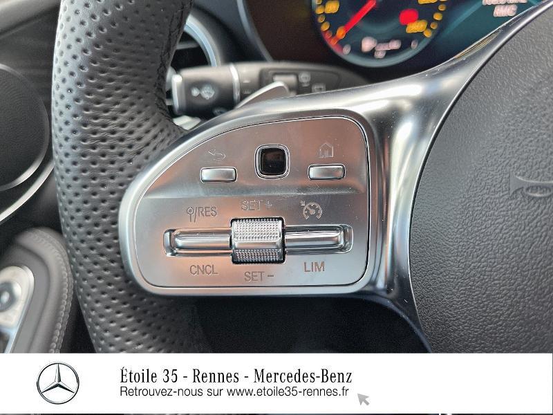 Photo 21 de l'offre de MERCEDES-BENZ GLC 300 de 194+122ch AMG Line 4Matic 9G-Tronic à 64900€ chez Etoile 35 - Mercedes-Benz Rennes