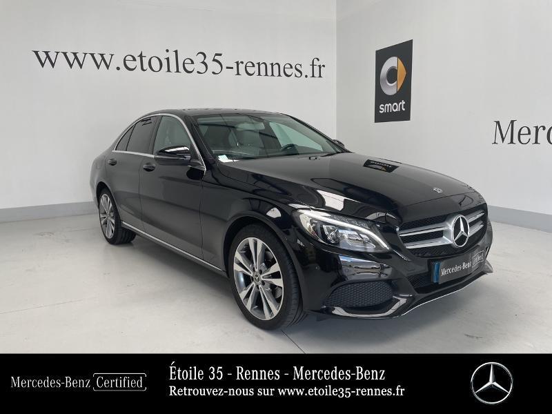 Mercedes-Benz Classe C 180 d Executive 7G-Tronic Plus Diesel Noir Obsidienne Occasion à vendre