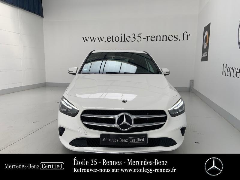 Photo 5 de l'offre de MERCEDES-BENZ Classe B 160 109ch Style Line Edition à 26590€ chez Etoile 35 - Mercedes-Benz Rennes
