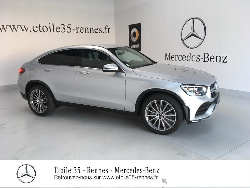 Photo 17 de l'offre de MERCEDES-BENZ GLC Coupe 300 d 245ch AMG Line 4Matic 9G-Tronic à 65900€ chez Etoile 35 - Mercedes-Benz Rennes