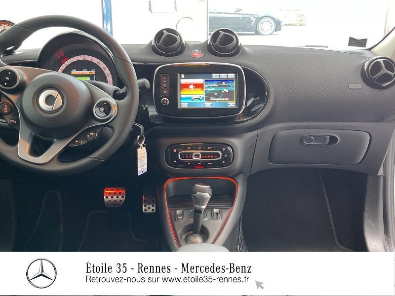 Photo 6 de l'offre de SMART Forfour Electrique 82ch prime à 26234€ chez Etoile 35 - Mercedes-Benz Rennes