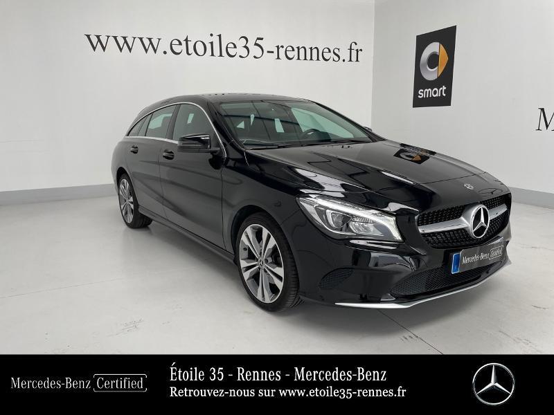 Mercedes-Benz CLA Shooting Brake 180 Inspiration Essence Noir Cosmos Occasion à vendre