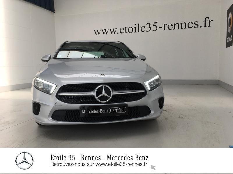 Photo 4 de l'offre de MERCEDES-BENZ Classe A 200 d 150ch Progressive Line 8G-DCT à 34500€ chez Etoile 35 - Mercedes-Benz Rennes