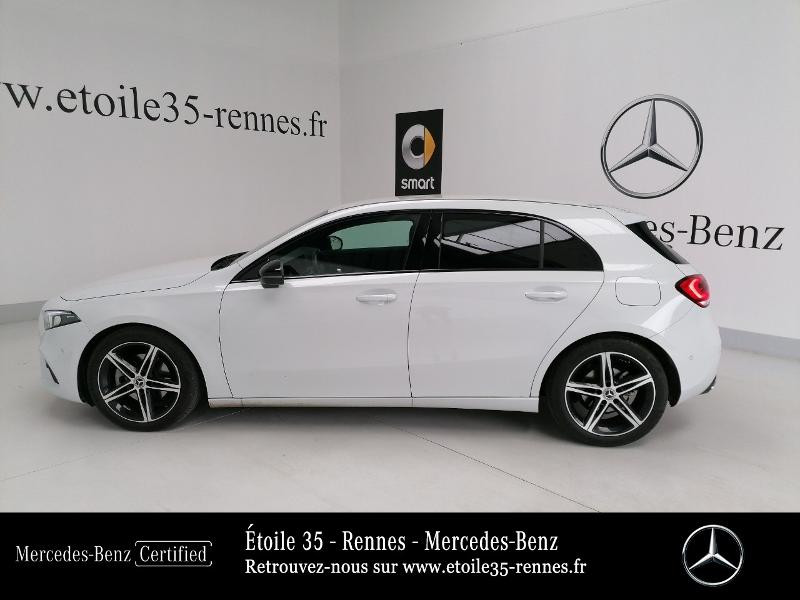 Photo 2 de l'offre de MERCEDES-BENZ Classe A 200 d 150ch Progressive Line 8G-DCT à 33490€ chez Etoile 35 - Mercedes-Benz Rennes