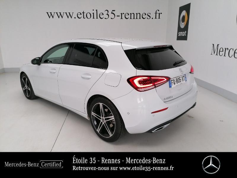 Photo 3 de l'offre de MERCEDES-BENZ Classe A 200 d 150ch Progressive Line 8G-DCT à 33490€ chez Etoile 35 - Mercedes-Benz Rennes