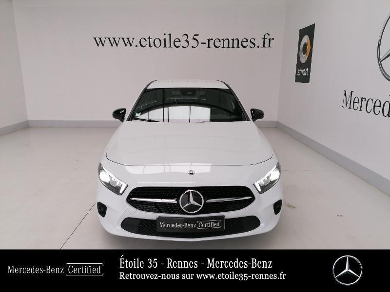 Photo 5 de l'offre de MERCEDES-BENZ Classe A 200 d 150ch Progressive Line 8G-DCT à 33490€ chez Etoile 35 - Mercedes-Benz Rennes
