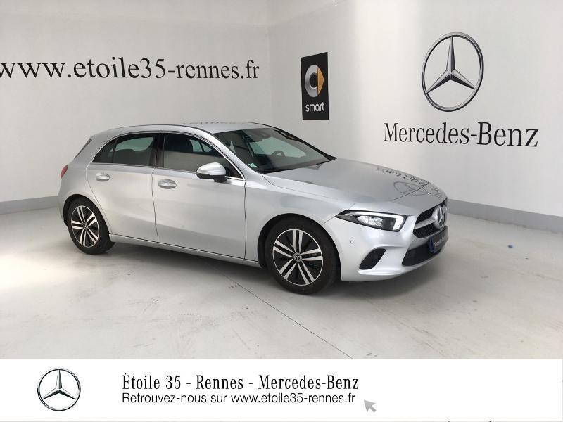 Photo 17 de l'offre de MERCEDES-BENZ Classe A 200 d 150ch Progressive Line 8G-DCT à 34500€ chez Etoile 35 - Mercedes-Benz Rennes