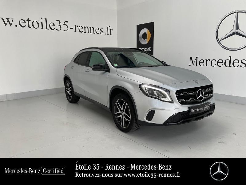 Mercedes-Benz Classe GLA 200 156ch Sensation 7G-DCT Euro6d-T Essence ARGENT IRIDIUM Occasion à vendre