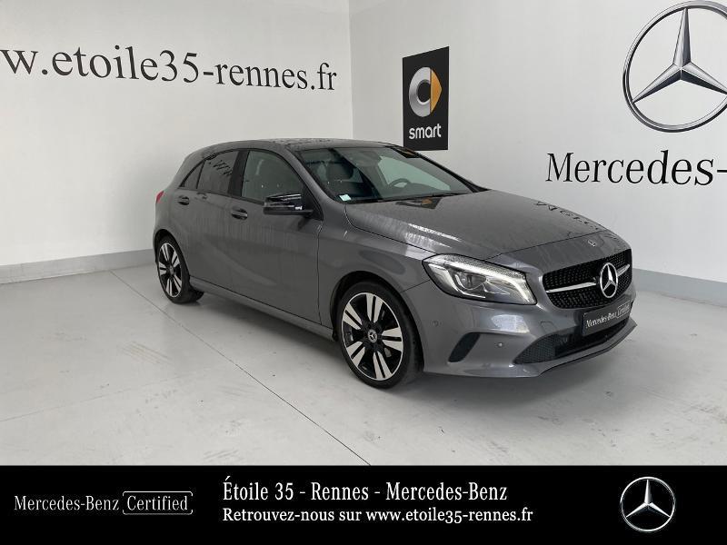 Mercedes-Benz Classe A 180 d Sensation 7G-DCT Diesel Gris Montagne Occasion à vendre