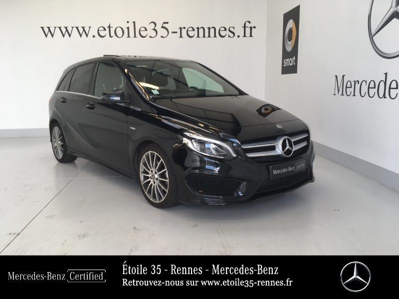 Mercedes-Benz Classe B 180 122ch Starlight Edition 7G-DCT Euro6d-T Essence Noir Cosmos Occasion à vendre