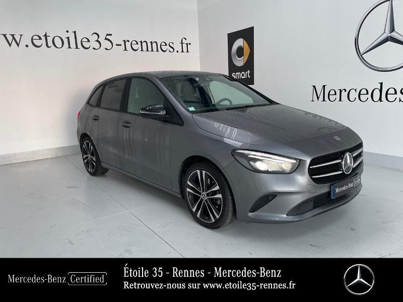 Mercedes-Benz Classe B 180 136ch Progressive Line Essence Gris Montagne Occasion à vendre